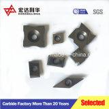 CNC de carburo de tungsteno inserciones para insertar el giro interno