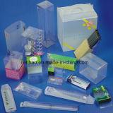 Plastiktellersegment-Haustier-freier verpackenkasten für kosmetische Blasen-Verpackung