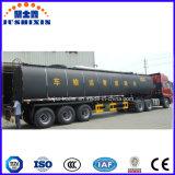 35/28m3 3axles flüssiger Heizungs-LKW-halb Bitumen-Becken-Schlussteil