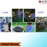 HDPEの燃料タンクの生産ライン