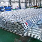 Труба лесов стальной трубы Sch80 конструкционные материал горячая окунутая гальванизированная
