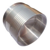 CNC anodizzato dell'alluminio che lavora 7075 6061 pezzo meccanico alla macchina del prototipo