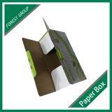 タックの上の波形の包装ボックス(FP8039208)