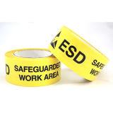 静的な情報焦点地域のためのESDの注意か警告テープ