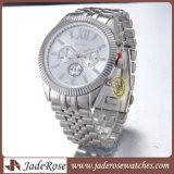 Armbanduhr-einfache Luxuxmarken-Quarz-Uhr-wasserdichte Form-Uhr Bussiness Uhr