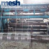 Fácil ensamblaje rieles de acero galvanizado en caliente sobre el terreno ganado valla
