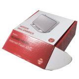 Impressão personalizada na caixa de mensageiros de papel ondulado