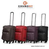 Chubont nylon impermeable el mecanismo de giro suave de las ruedas de equipaje de viaje