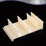 Los perfiles de extrusión de aluminio para ventanas y puertas de la extrusión de perfiles de aluminio