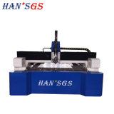 Hot Sale bras fibre CNC Machine de découpe de métal pour PC