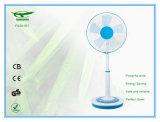 14インチの葉の青い高さの調節可能な家庭電化製品Fs35-001として熱い販売の韓国の立場表ファンのための