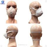 Masque anti-poussière non tissés jetables respirateur soupape masque Masque FFP3