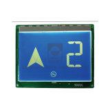 Elektronische bekanntmachende Bildschirmanzeige für Höhenruder (SN-LCD-064001)
