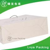 Nuevo diseño de alta calidad bolsa de papel para la prenda de vestir zapatos de cosméticos bolsa de papel de regalo de alimentos