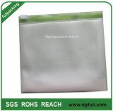 Refermable PVC Self-Sealing Sac Sac cosmétique laver sac réutilisable