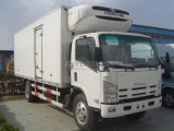 Isuzu 2 3 4 5 6 7 8 10 tone Refrigerated Freezer photon mini refrigeration Small Refrigerator Van Box Truck for Meat and fish for halls