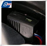 10 watts de 8 polegadas do Ventilador Ventilação Solar com ventilador 12V DC e operado a bateria