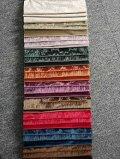 Тяжелый вес клея New Holland рельефным бархата на диван, ШТОРКИ
