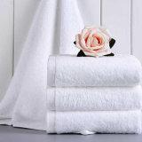 Van de Katoenen van 100% Handdoek van het Hotel de Witte Badhanddoek van het Hotel Textiel