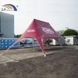 Tent van de Schaduw van de Ster van de douane de Dubbele Hoogste Grote, de Tent van de Luifel van de Ster, de Markttent van de Ster, de Tent van de Schuilplaats van de Ster voor in openlucht Gebeurtenissen
