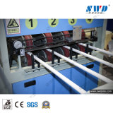 Plastic Corrugated Pipe Extrusion Line aan PE van pp pvc
