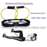 Espólio Correia com faixa de resistência para os exercícios de fitness