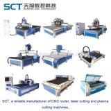 Router CNC máquina para la publicidad plástico acrílico grabado en madera