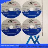 4/6カラーラベルのステッカーのFlexoの印刷機械装置(NuoXin)