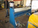 Una buena calidad hoja de aluminio neumática máquina engastado