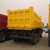 HOWO 30ton 10 바퀴 6X4 쓰레기꾼 트럭 트럭