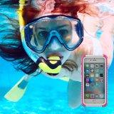 Verano populares impermeable caso nuevos accesorios de teléfonos móviles