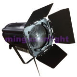 LED Fresnel Spot Light para TV Studio Stage Lighting