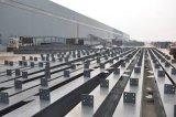 Estructura de acero rápida del panel de emparedado de la estructura de la fuente de la fábrica