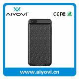 chargeur de batterie portatif de cas du pouvoir 2500mAh pour l'iPhone 6