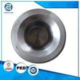 Luva de proteção fazendo à máquina de aço do eixo da luva da tubulação da precisão do CNC