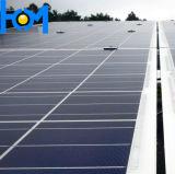 3.2mm 태양 전지판 사용 아크 최고 명확한 강화 유리