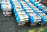 """Pneumatic 25mm (1"""" BSP) de grado 3 Piezas Válvulas de bola de acero inoxidable 316"""