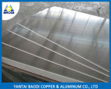 Hot Sale Mill Finish Aluminium Sheet Metal 3003 3105 3005 com PVC Revestimento One Side From China Manufacture