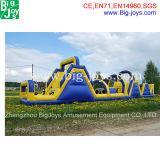 Parcours de combattants gonflable adulte de dessus neuf de modèle à vendre (BJ-AT40)
