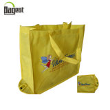 Polyester Packable Portable Sac pliable pour le shopping