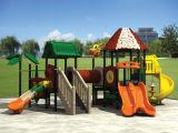 Последний открытый детей игровая площадка (TY-02301)