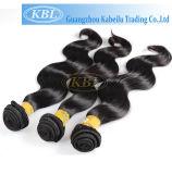 выровнянные надкожицей человеческие волосы волос девственницы 6A дешевые перуанские