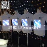 LED-T-Shirts Equalizer