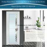 Chuveiro porta de alumínio com vidro temperado