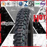 Alto neumático campo a través contento de goma de 2.75-19 motocicletas