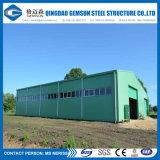Costruzione su ordine della struttura d'acciaio per la fabbrica del workshop