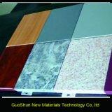 el panel de aluminio del panal del material de construcción de Airporation del envío del carro del transporte