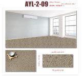 PVC 바닥 깔개 실내 대리석 비닐 롤 플라스틱 마루