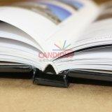 서비스를 인쇄하는 두꺼운 표지의 책 책을 인쇄하는 비용 효과적인 책