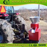 トラクターによって運転される平ら餌機械を停止する